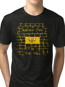Another Jake in the wall Tri-blend T-Shirt