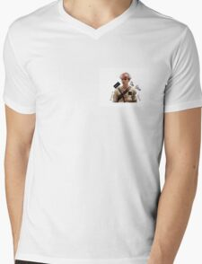 The Maze Runner Newt design Mens V-Neck T-Shirt