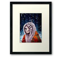 Shanje Framed Print