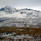 Icelandic Mountain by lotusblossom