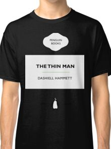 The Thin Man Book Cover tee Classic T-Shirt