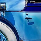 Vintage Blue by cclaude