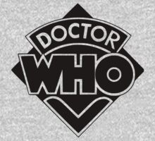 Doctor Who logo 1973-1980 by Mugbook
