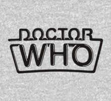 Doctor Who logo 1984-1986 by Mugbook