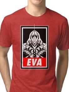 Evangelion Tri-blend T-Shirt