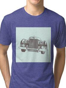 Rolls Royce 6 Tri-blend T-Shirt