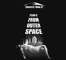 Ed Wood Plan 9 from Outer Space  Unisex T-Shirt