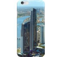 Q1 View of Surfers Paradise iPhone Case/Skin