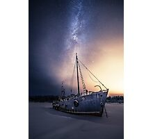 Starship. Photographic Print
