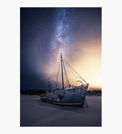 Starship. Photographic Print