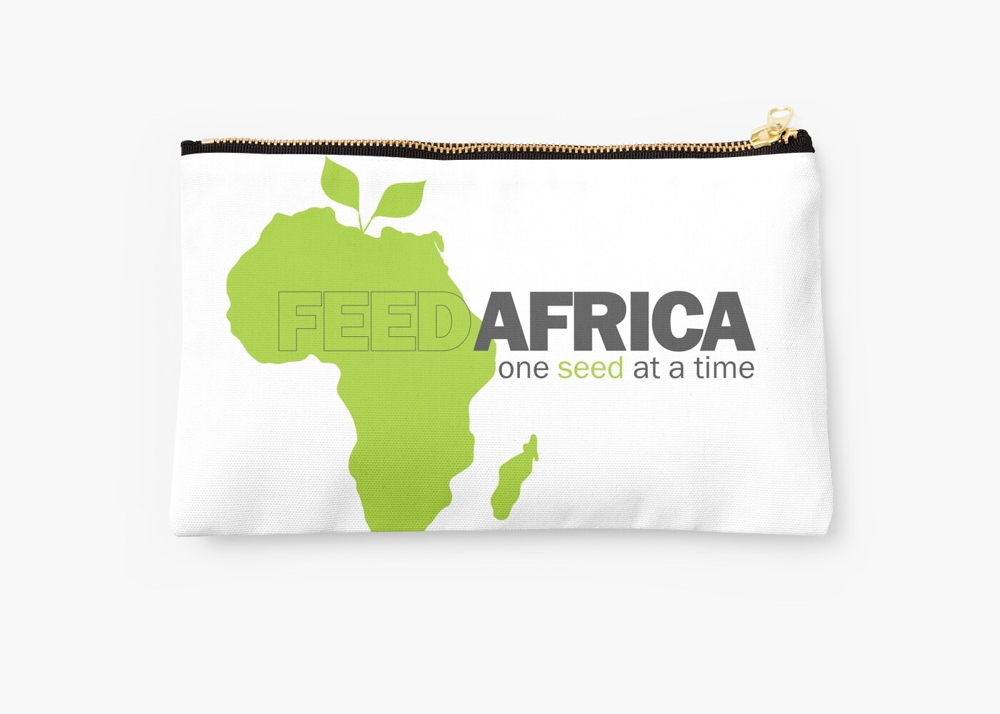 feed africa project fap studio pouches by amatsiko redbubble. Black Bedroom Furniture Sets. Home Design Ideas