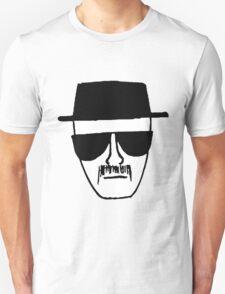 Breaking Bad - Walter White Heisenberg drawing T-Shirt