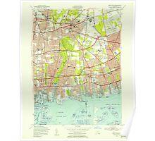 New York NY Amityville 136610 1954 24000 Poster