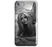 Sultry Sally BW2 iPhone Case/Skin