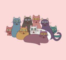 NINE CATS WITH NINE LIVES = ? Baby Tee