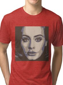 ADELE 2 Tri-blend T-Shirt