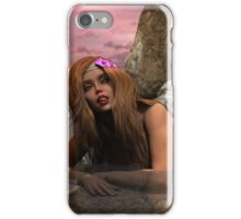 Sultry Sally 2 iPhone Case/Skin