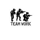 Teamwork by #fftw by TimConstable