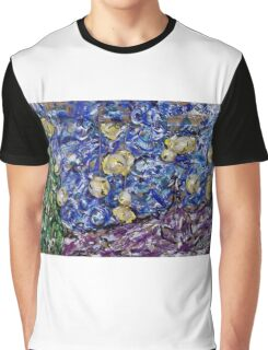 A Starry Evening in 2016 (figurative departure) Graphic T-Shirt