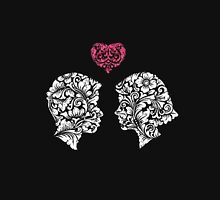 Couple of Love Womens Fitted T-Shirt