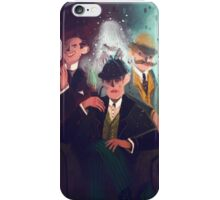 The Abominable Bride iPhone Case/Skin