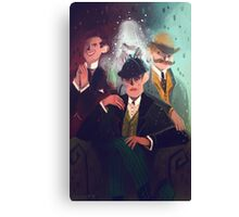 The Abominable Bride Canvas Print