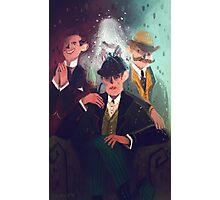 The Abominable Bride Photographic Print