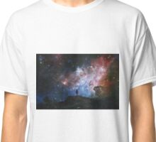 Wanderer through space and time. Classic T-Shirt
