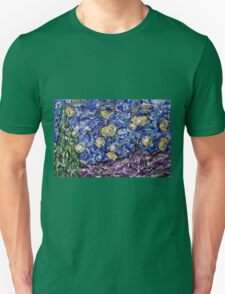 A Starry Evening in 2016 (figurative departure) Unisex T-Shirt