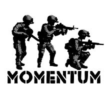 Momentum by #fftw by TimConstable