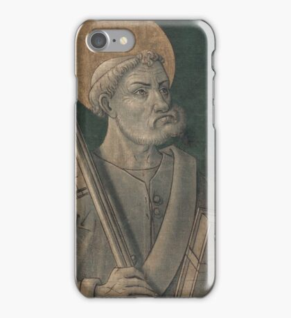 Master of La Seu d'Urgell  iPhone Case/Skin