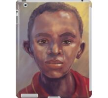 The Orphan by Amatsiko Organisation Uganda iPad Case/Skin