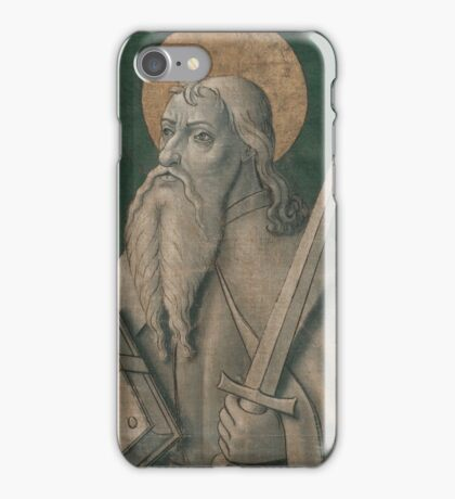 Master of La Seu d'Urgell -  iPhone Case/Skin