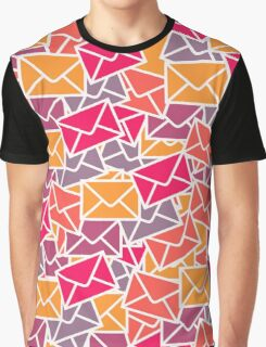 Mail Graphic T-Shirt