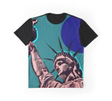 STATUE OF LIBERTY-32 Graphic T-Shirt