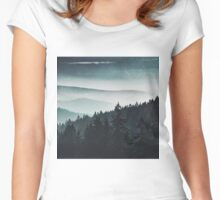 Mountain Light Women's Fitted Scoop T-Shirt