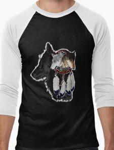 Guardians Men's Baseball ¾ T-Shirt