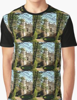 Medieval Manor Graphic T-Shirt