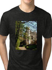 Medieval Manor Tri-blend T-Shirt