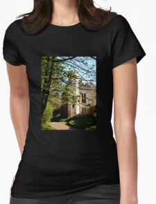 Medieval Manor Womens Fitted T-Shirt