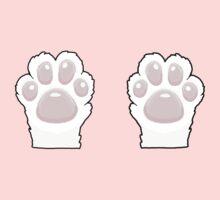 CAT PAWS Kids Tee
