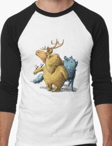 Five friends Men's Baseball ¾ T-Shirt