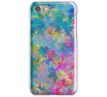 Bright Maple Leaves  iPhone Case/Skin