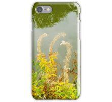 Riverside Swirls iPhone Case/Skin