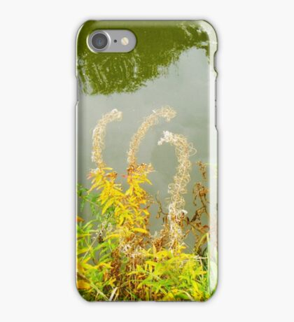 Riverside Swirls iPhone Case/Skin