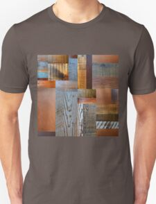 Reclaimed Wood Abstract 2.0 T-Shirt