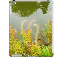 Riverside Swirls iPad Case/Skin