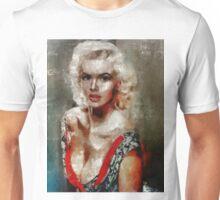 Jayne Mansfield by Mary Bassett Unisex T-Shirt