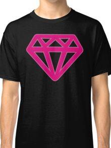 Pink Kitsch Diamond Classic T-Shirt