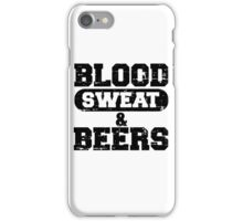 BS&B iPhone Case/Skin